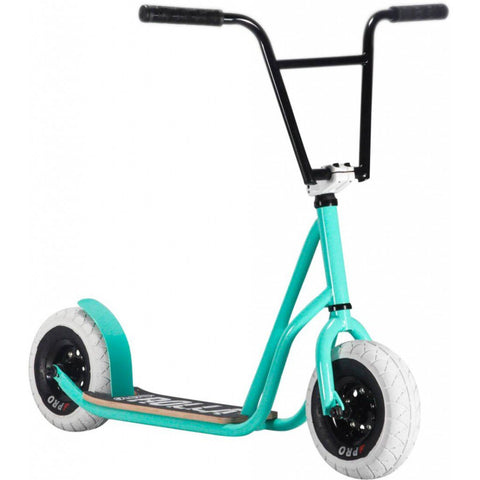 ROCKER ROLLA BIG WHEEL SCOOTER - TEAL