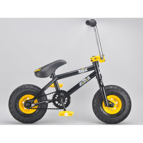 "ROCKER BMX ""ROYAL IROK"" MINI BMX BIKE"
