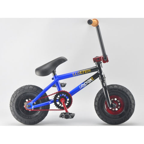 "ROCKER BMX ""SCORPION IROK "" MINI BMX BIKE"