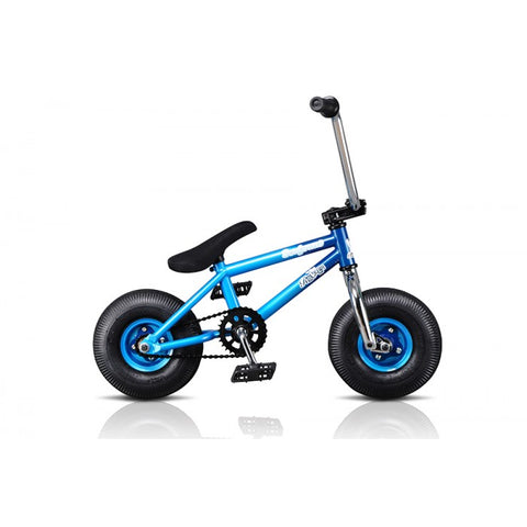 "ROCKER BMX ""SEAFOAM IROK "" MINI BMX BIKE"