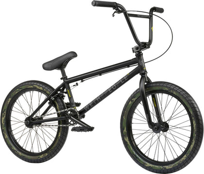 "Wethepeople Arcade 20"" 2021 BMX Matt Black"