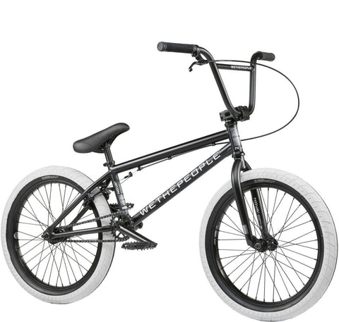 "Wethepeople Nova 20"" 2021 BMX Matt Black"