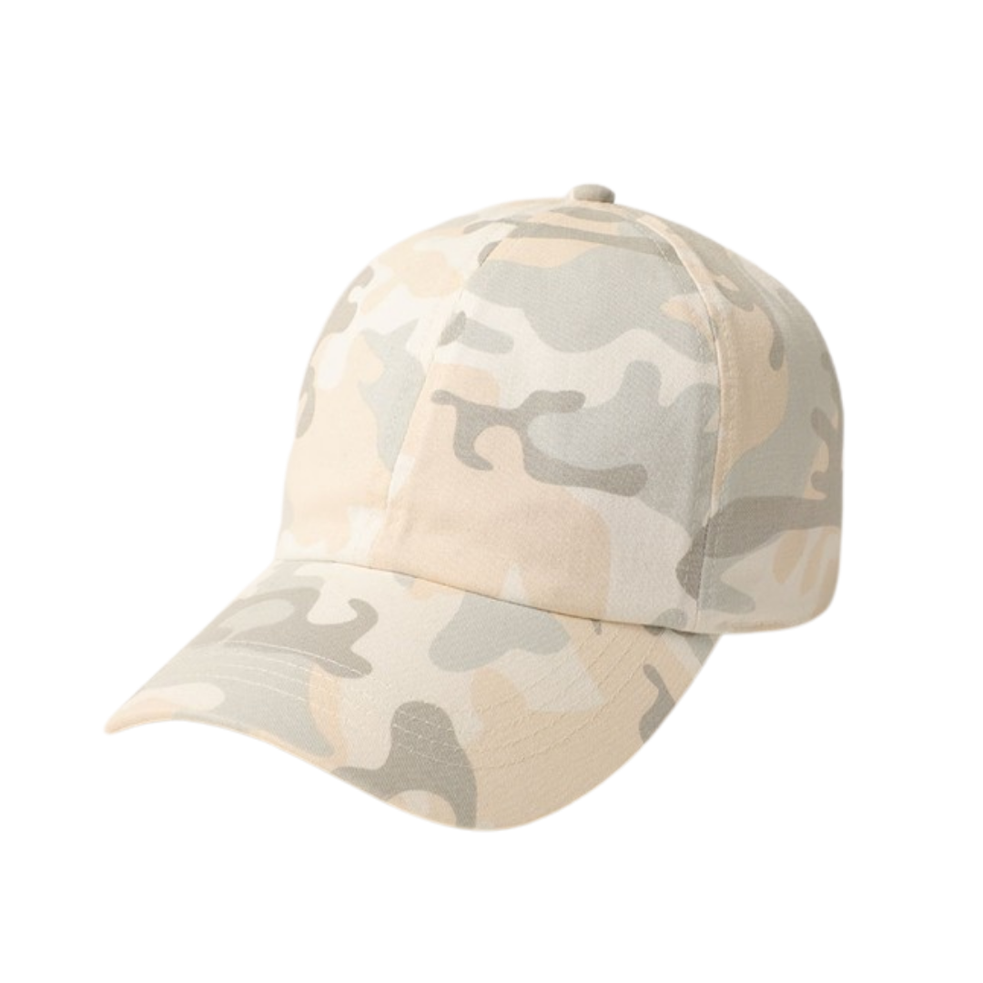 Be Cool Camouflage Hat