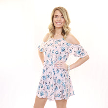 Blushin' and Crushin' Floral Dress