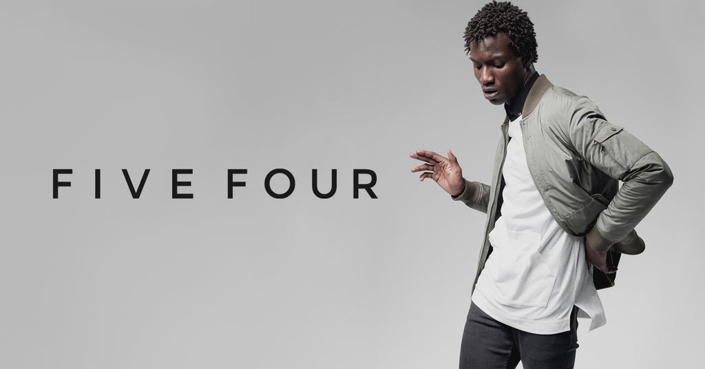 FIVE FOUR WHOLESALE