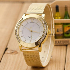 Gevena Diamonds Ladies Watch - Fancy Lifestyles