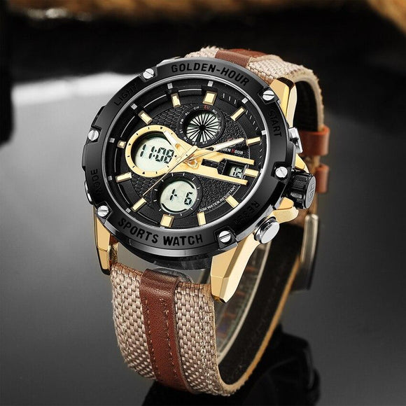 Golden Hour 116 Men's Watch - Fancy Lifestyles