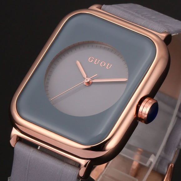 Guou Luxurious Ladies Watch 3 - Fancy Lifestyles