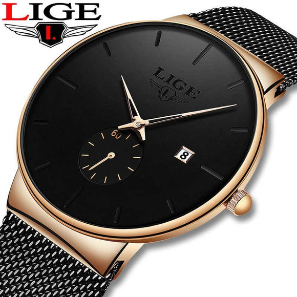 Lige Formal Men's Watch 2 - Fancy Lifestyles