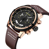 Megir Mens Watch Casual 3 - Fancy Lifestyles