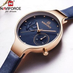 Naviforve ladies Butterfly Watch - Fancy Lifestyles