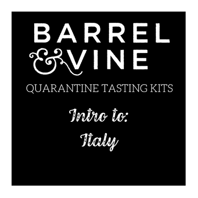 *At Home Tasting Kit - Intro to Italy