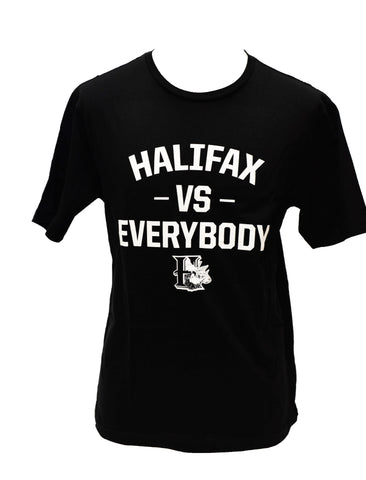 Black HFX vs Everybody Tee