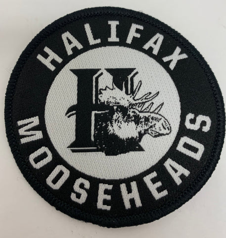 Black and white patch