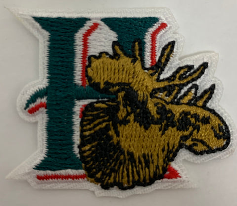 Small Embroidered Patch