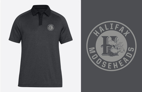 UA Graphite Polo
