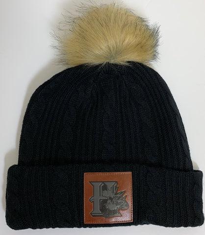 Bardown Black Toque