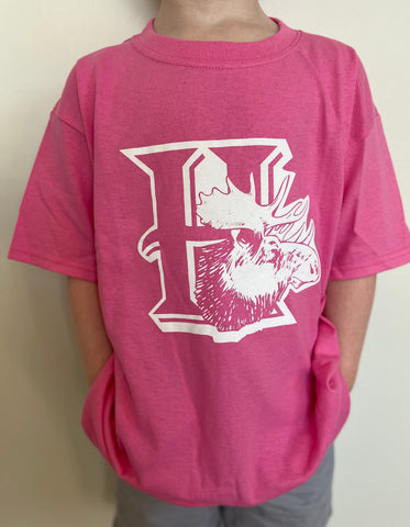 Youth Pink Tee
