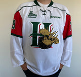 Halifax Mooseheads Game worn Jerseys 2015/16