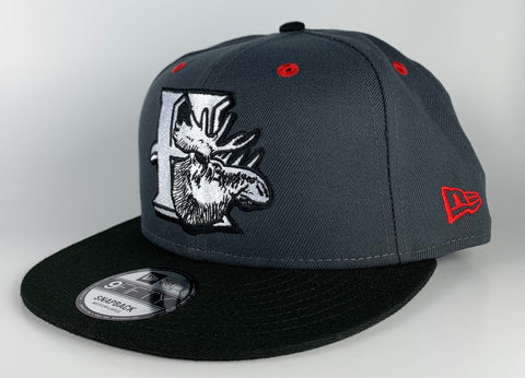 New Era 9Fifty Dark Grey