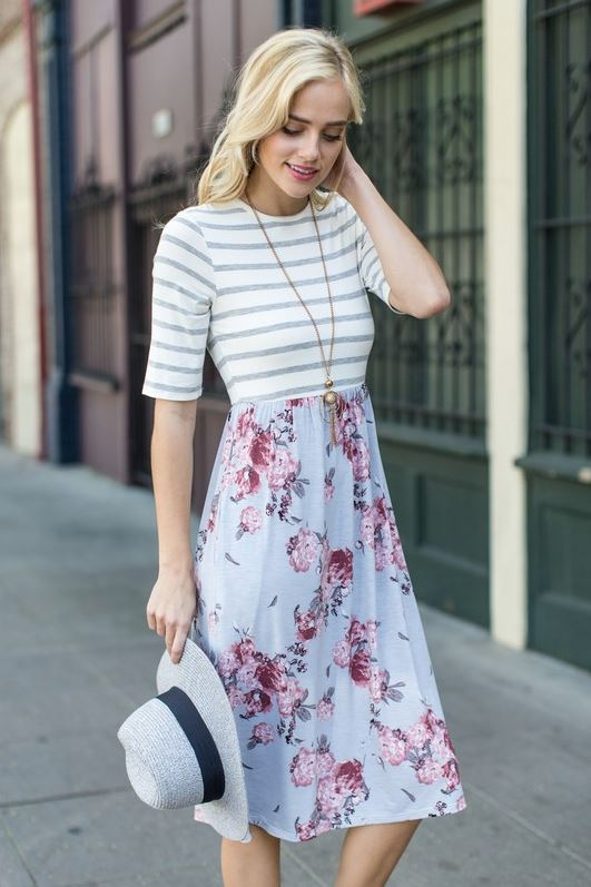 Baylee Midi Dress