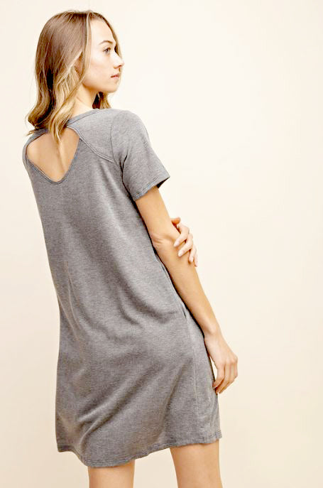 LOVE Nightshirt w/Pockets
