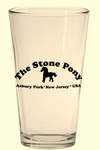 Stone Pony Pilsner Glass