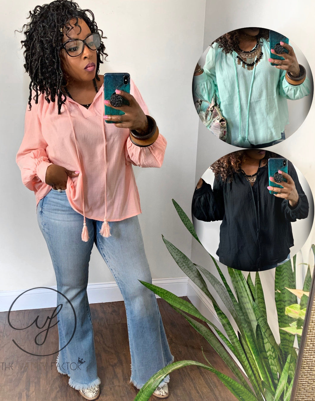 Spring Delight Blouse