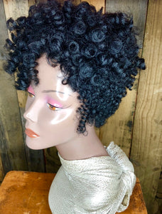 Vanity Tapered cut wig