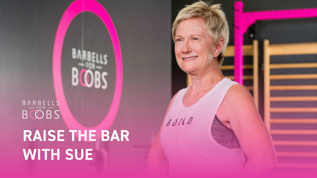 Raise the Bar with Sue