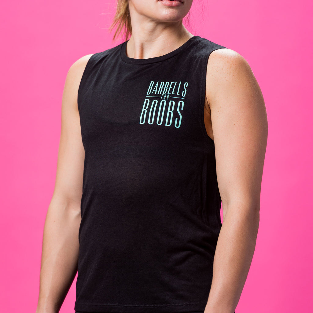Women's Spirit Muscle Tank‎