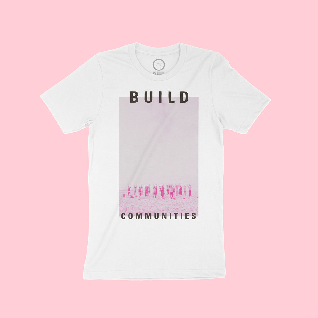 Men's Build Communities Tee