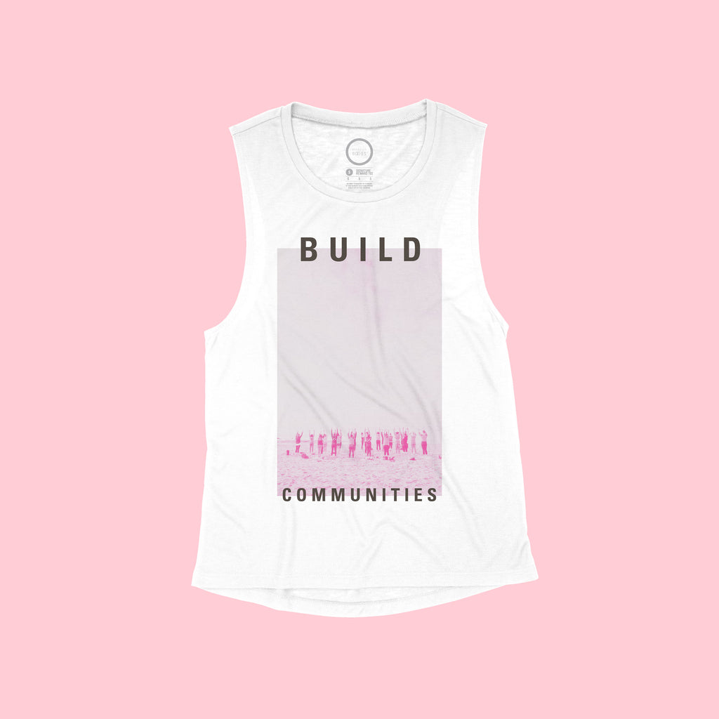 Build Communities Muscle Tank
