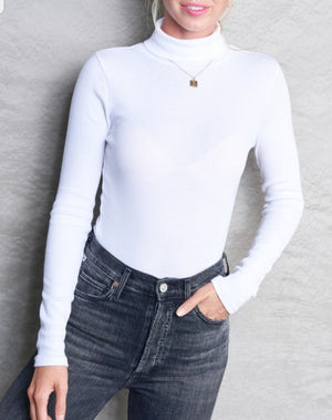 Snowflake Turtleneck