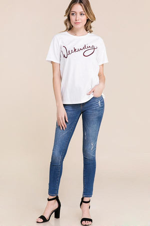 Weekending Graphic Tee