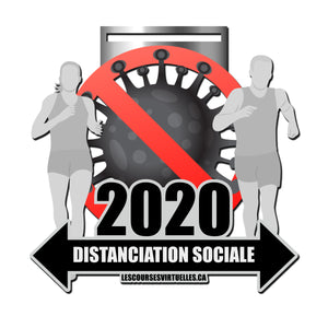 Distanciation sociale 2020