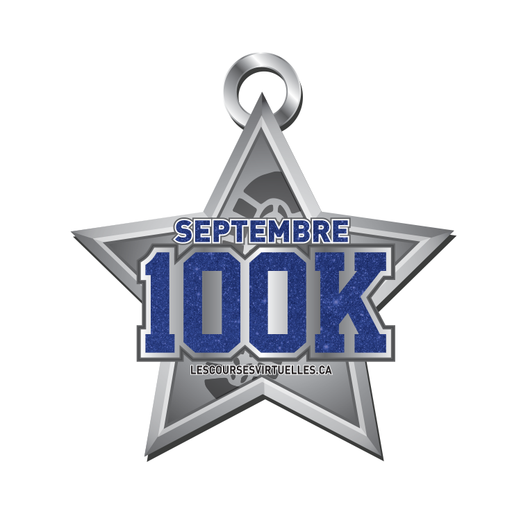 Défi 100K On bouge en septembre !