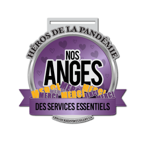 SERVICES ESSENTIELS: NOS ANGES