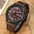 Curren Casual Leather Men's Watch 8269