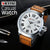 Curren Casual Leather Men's Watch