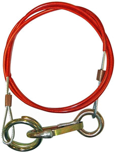 Towing Breakaway Cable Hook & Ring