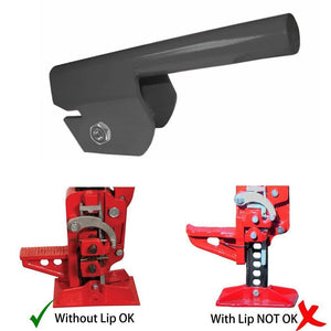 Hi-Lift Farm Jack Tube Lifting Attachment Adaptor