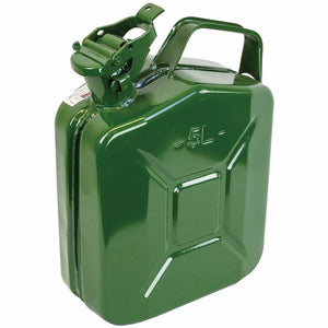 Jerry Can 5L Green Metal