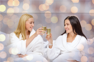 You Need a Spa Night! Here's How to Host a Killer Stay-in Event