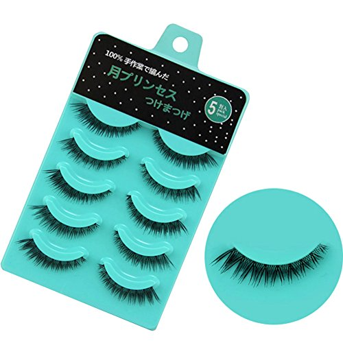 3D False Lashes- Natural