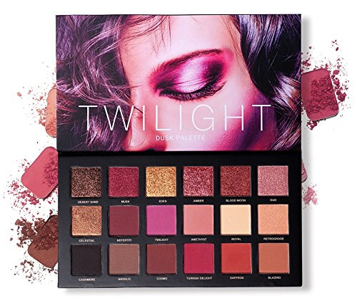 Twilight + Dusk Eye Shadow Palette