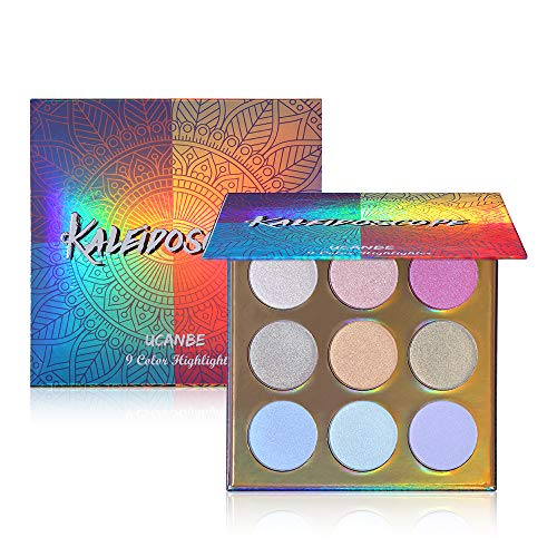 Holographic Highlighter Palette