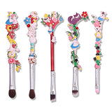 Alice in Wonderland INSPIRED Makeup Brush Set