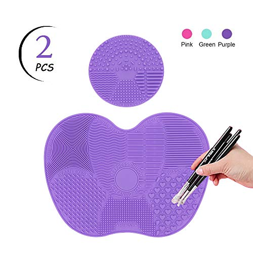 Silicone Makeup Brush Cleansing Mat