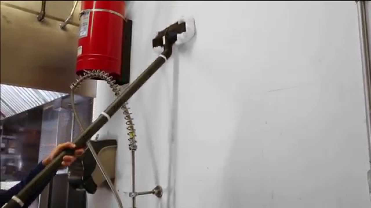 How To Clean Walls With A Steam Cleaner Dupray Com